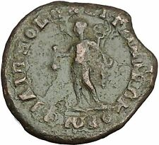 ELAGABALUS 218AD Philippopolis Thrace HERMES Authentic Ancient Roman Coin i52871