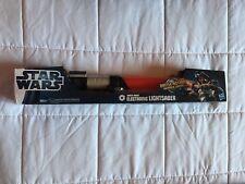 Star Wars Darth Vader Electronic Red Lightsaber - in original packaging