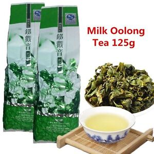 Milk Oolong Tieguanyin Tea 125g Tie Guan Yin High Quality Green Tea Anxi Wulong