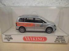 "Wiking 1:87 - VW Touran ""Service Mobil / Intermodellbau Dortmund 2008"" - 0305 38"