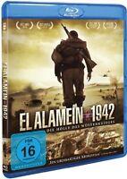 EL ALAMEIN 1942-DIE HÖLLE DES WÜSTENKRIEGES   BLU-RAY NEU