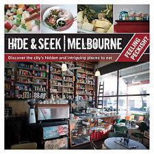 Hide and Seek MELBOURNE: sensación peckish, explorar Australia, Libro Nuevo mon000010177