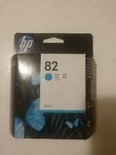 Genuine HP #82 cyan C4911A Ink Cartridge