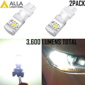 Alla 3157 LED Back Up Light Bulb|Brake Light Bulb|Cornering|Parking|Turn Signal