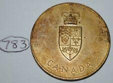 Canada 1967 Confederation Medal - Token Lot #783