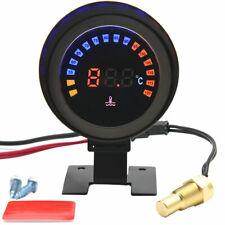 Lcd Water Temp Gauge Water Temperature Sensor 10mm Car Display Digital Gauge