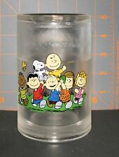 Peanuts Snoopy Acrylic Frosted Freezer Mug
