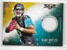 Blake Bortles 2014 Topps Fire Authentic Jersey Rookie Card #fr-bb