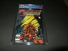 Crisis on Infinite Earths 8 CGC 9.6 NM+, Death of Flash (Barry Allen) DC 1985
