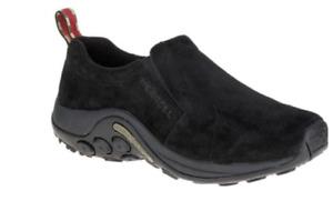 Merrell Jungle Moc Midnight Slip-On Shoe Loafer Men's sizes 7-15 WIDE NIB!!!