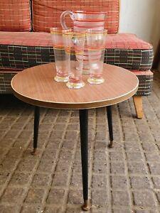 Mid Century 1950s Vintage Retro Occasional Table