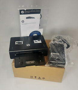 """NEW"" HP ADVANCED DOCKING STATION HSTNN-I10X for HP EliteBook 2170p, 8460p,8560p"