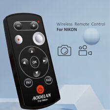 AODELAN Wireless Shutter Release For Nikon COOLPIX A1000 P1000 P950 Z50 B600