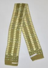 Christian Dior vintage oblong graphic scarf pre-owned