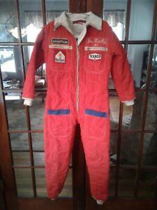 Vin Grand Prix Auto World Racing Suit World Championship Watkins Glen size 54