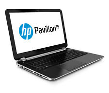 New listing Hp 15 15.6in Touch gaming Laptop 2.4Ghz with 8Gb 1Tb Dvdrw Win 10 Silver