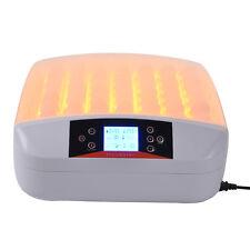 56 Digital Clear Egg Incubator Hatcher Automatic Egg Turning Temperature Control