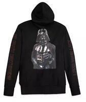 Levi's  Star Wars Black Darth Vader Hoodie Men's  Limited Ed Hooded Sweatshirt