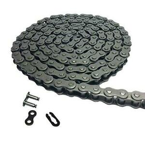 INDUSTRIAL ROLLER CHAIN ANSI  40-1 10FT BOX - 240 LINKS