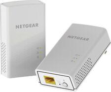 Netgear Powerline Ac1200 Gigabit Ethernet Adapter (2-pack) - White