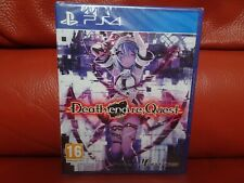 Death end re;Quest Death Request PlayStation 4, 2019 PS4 NEW!