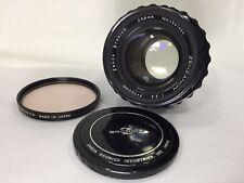 [Exc+5] Zenza Bronica Zenzanon 100mm f/2.8 Lens for S2 S2A EC TL from Japan #580