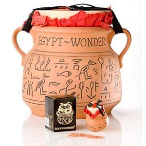 Egypt-Wonder Earthpot FAKE TAN / SELF TANNER / BRONZER SUNLESS GLOW SUN POWDER