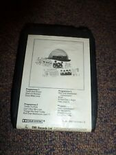 THE BEATLES LIVE AT THE HOLLYWOOD BOWL 8 TRACK  CARTRIDGE TAPE  8 Track
