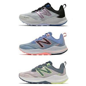New Balance Nitrel V4 D Wide Women Trail Running Sports Sneakers Shoes Pick 1