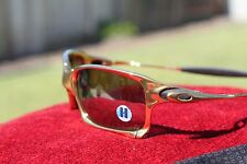 Oakley X Squared 24k sunglasses (NIB) limited edition, mint condition (#620/750)