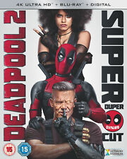Deadpool 2 (4K Ultra HD) Ryan Reynolds, Josh Brolin, Morena Baccarin