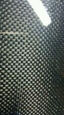 "Carbon Fiber Fiberglass Panel Sheet 12""×12""×1/4"" Glossy One Side plain weave"