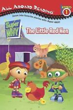 The Little Red Hen (Super WHY!) by Brooke, Samantha