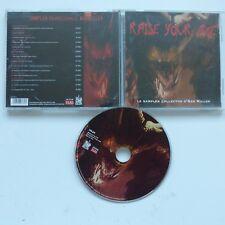 CD Raise your Axe Sampler AXE KILLER WHORGASM  ASSASSIN SORTILEGE ANVIL H BOMB
