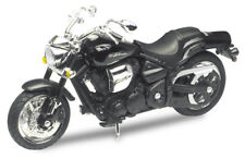 2002 Yamaha Road Star Warrior [MotorMax 437] Schwarz, 1:18 Die Cast