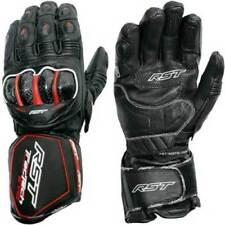 Gants noirs RST pour motocyclette Homme