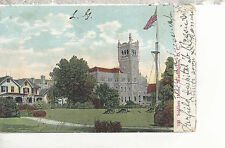 Soldiers Home  Washington D.C.  Mailed 1910  DB  Postcard 327
