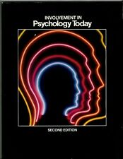 Involvement in Psychology Today Second Edition First Printing 1972 Vintage