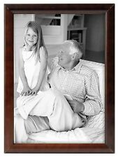 MCS Bullnose Tabletop 4x6 Picture Frame Walnut (Same Shipping Any Qty)