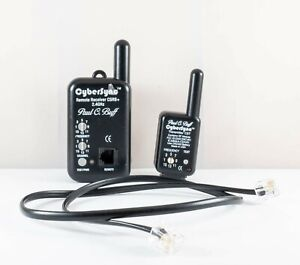 Paul C. Buff CyberSync CSRB+ Studio Strobe Receiver and CST transmitter + cables