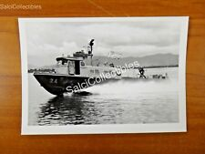 OFFICIAL US Navy Vietnam Patrol Craft Fast Ship Photo 5x7 PCF-24 USS Swift Boat