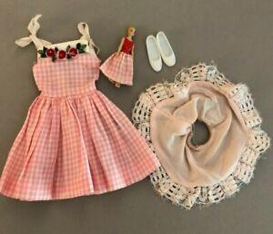 #1913 Me N' My Doll  1965 Skipper doll outfit VINTAGE BARBIE
