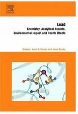 Lead : Chemistry, Analytical Aspects, Environmental Impact and Health Effects...