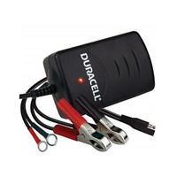 Duracell DRBM1A 12V Automatic Battery Maintainer Charger 1 Amp 3 Charging Stages