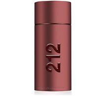 Carolina Herrera 212 Sexy Men Travel SAMPLE 3 mL 5 mL 10 mL Glass Atomizer