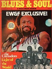 Earth Wind & Fire Blues & Soul Issue 316 1980    The Crusaders   Two Tons of Fun
