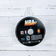 NBA 07 PlayStation 3 Sony PS3 Video Game