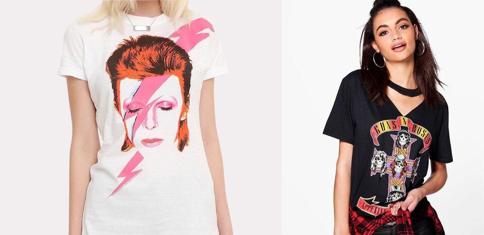 Alternative Ladies Rocker T-Shirt 4134 S-XL NEW 6 Colors Lightweight