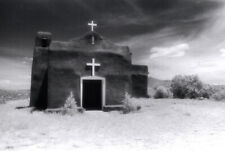 Photography, 8 x 10 matted Black and White, Golden, NM, Print No. 2