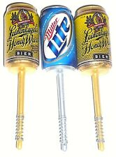 Collectible Novelty Beer Can Bobbers (Lot of 3-Bobbers)